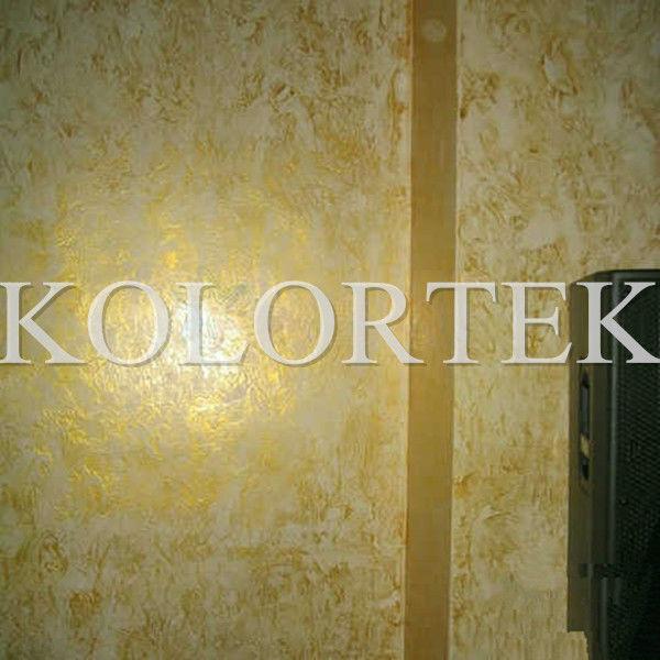Kolortek nacr lustre m tallique effet pigment pour for Peinture murale effet