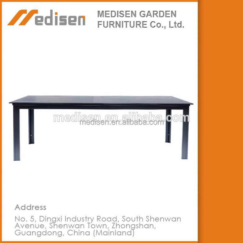 Outdoor Heavy Plastic Wood Furniture