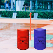 Sports field exercise running floor coating