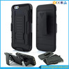 Rugged 3 in 1 Combo Phone Cases for iPhone SE Belt Clip Holster Shockproof Stand Armor Case for iPhone 5s 6 6s