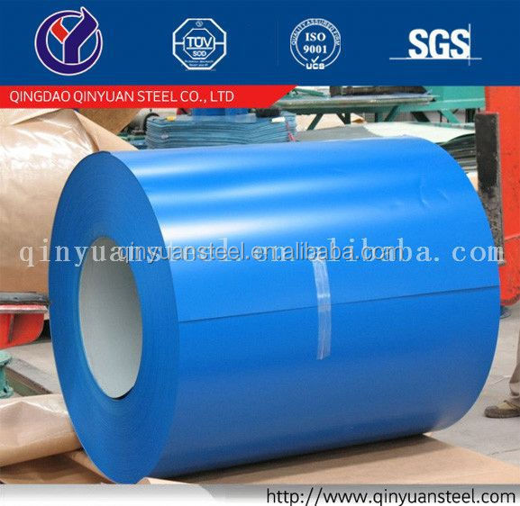AISI, ASTM, GB, JIS Standard Prime Color Steel Coil Colorbond From