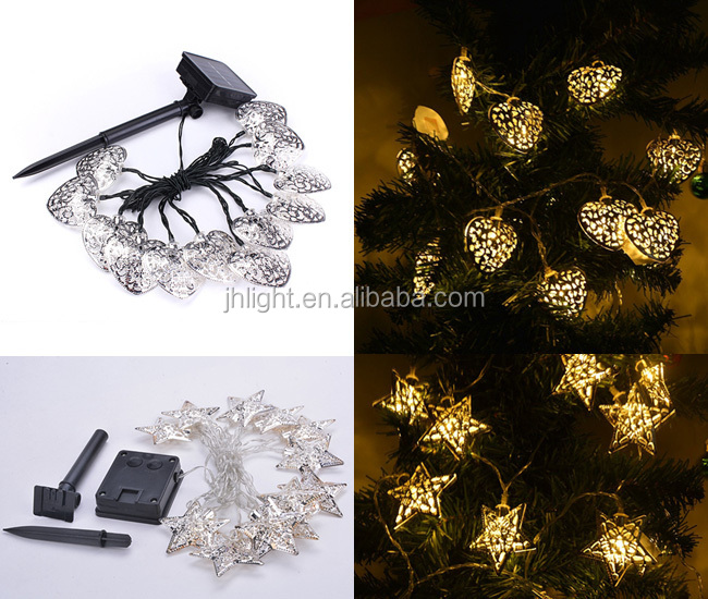 Smart solar outdoor string lights white crystal ball solar powered 283 282 aloadofball Image collections