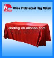 Cheap custom design printed sequins table cloth