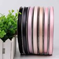 2mm Solid Polyester Satin Ribbon