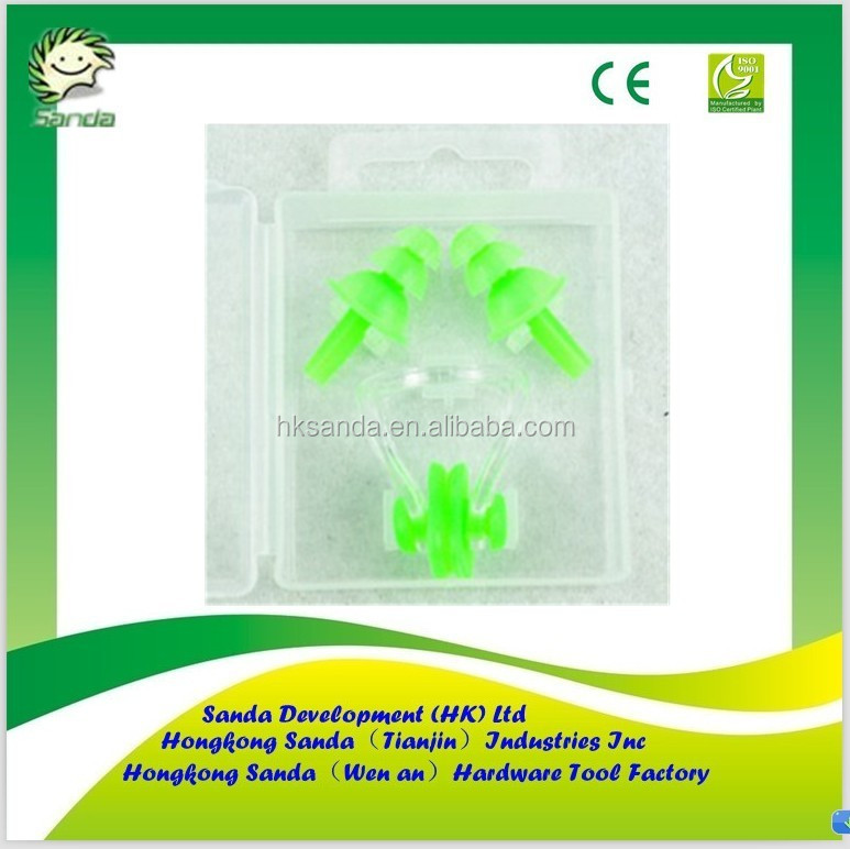 high quality silicone rubber earplug covers
