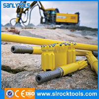 China Small Hole Rock Drilling Button