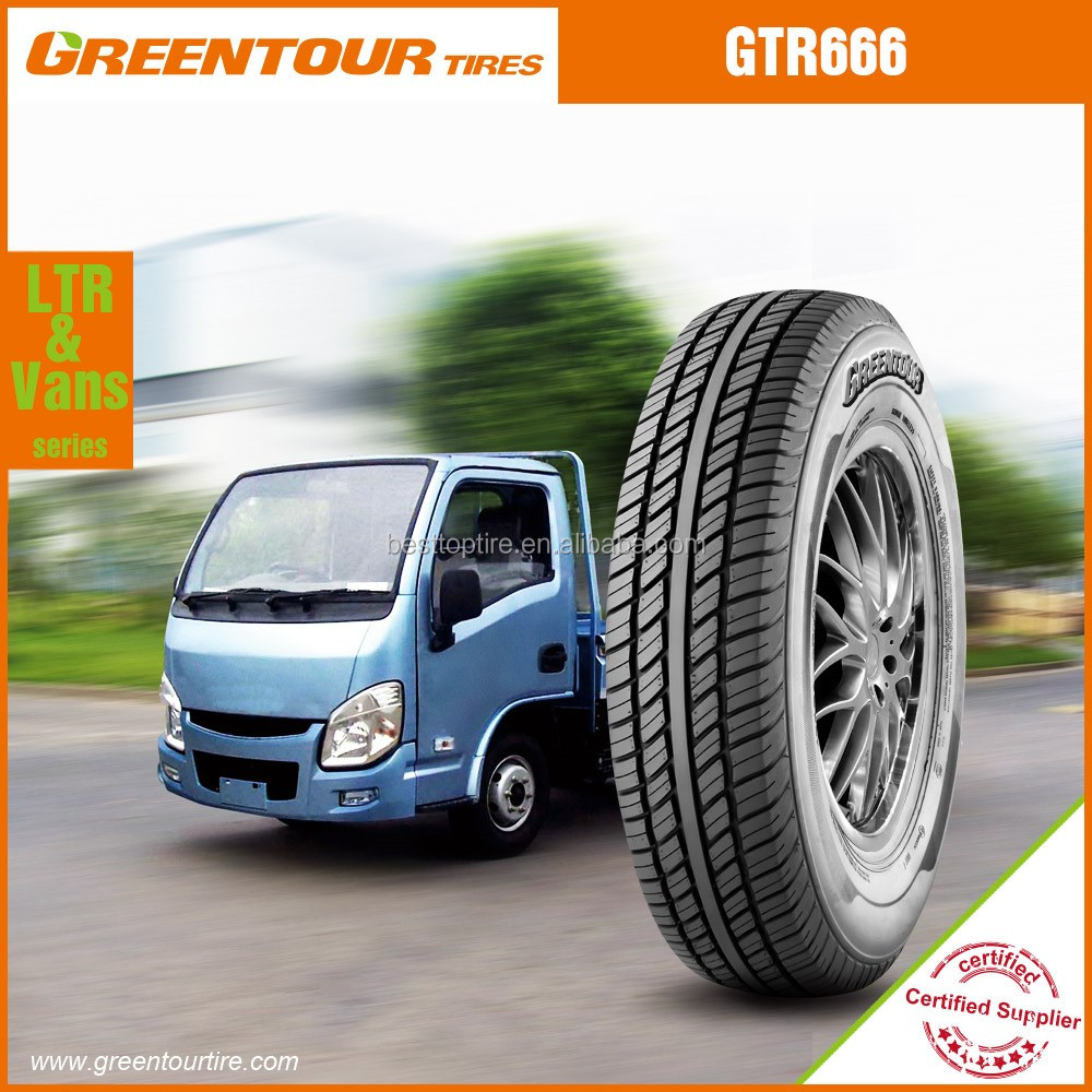 China supplier good price heavy load light truck tires with certificates