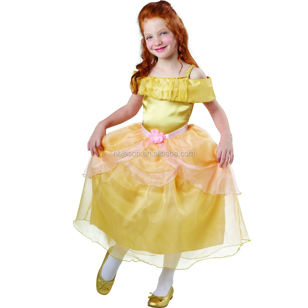 Baby girl party wear western Princess dress Costume for Children
