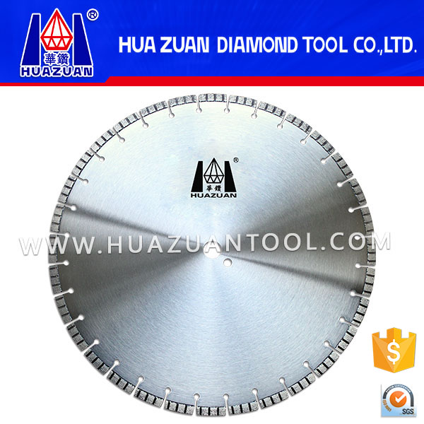 walk behind machine used 300mm to 600mm diamond saw blade for cutting brick pavers