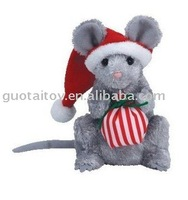 christmas gifts/santa animal singing toys