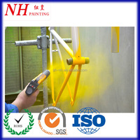 Factory sell ral color epoxy polyester powder coating