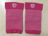 sports young girls women red medical compression ankle support