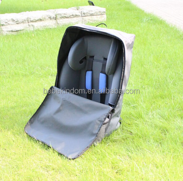 Unique backpack carry bag car seat travel bag