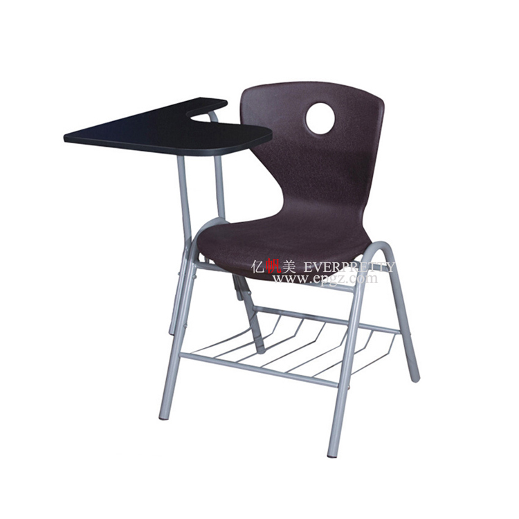 Plastic Chair With Tablet For Training/Meeting/College Classroom