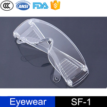 Ansi Z87.1 and CE EN166 Standard Safety Glasses