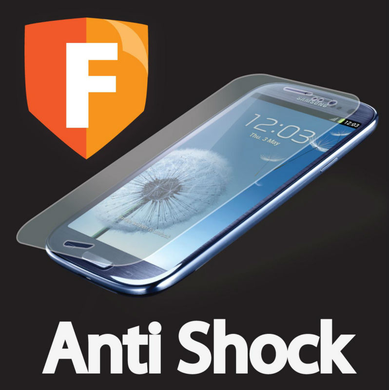Anti Shock Protective Film, Screen Protector for ipad mini