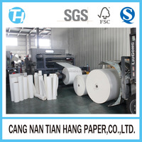 TIANHANG HIGH QUALITY GLOSSY PAPER FOR PAPER CUPS
