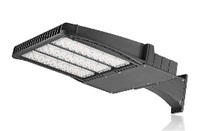 150W 200W DLC UL led shoebox parking lot retrofit led street light fixture led flood light 300 watt