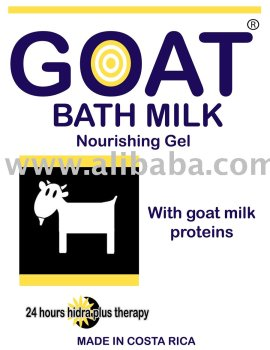 Goat Bath Milk Bath Gel