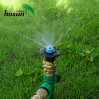 Automatic chinese portable metal jet movable brass mist nozzle mini micro head garden plastic water sprinkler