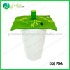 2013 Eco-friendly silicone tea cup cover for Christmas