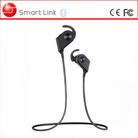 Strong Noise Cancellation bluetooth magnet headset with MP3 sound quality