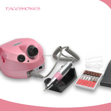 Alibaba Pink Cheap price electric rechargeable nail drill promed nail drill bits ceramic