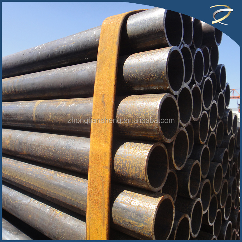 Factory Supplier 3 Layers Coated Steel Pipe For Train In China