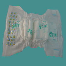 New born baby diapers factory