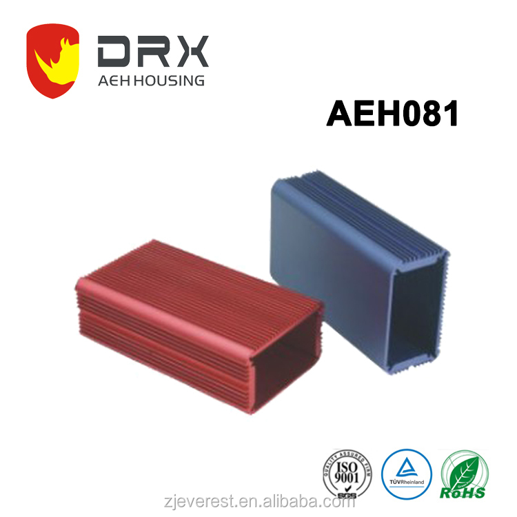 Die casting Aluminium PID Case Extrusion Housing Box Enclosure