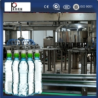 manufacture automatic cheap water bottling plant available in kenya
