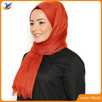 2017 Fashion Tan Women Turkey Hijab