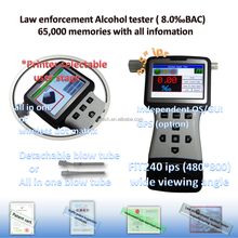 Law Enforcement Alcohol Tester FiT240 ips breathalyzer