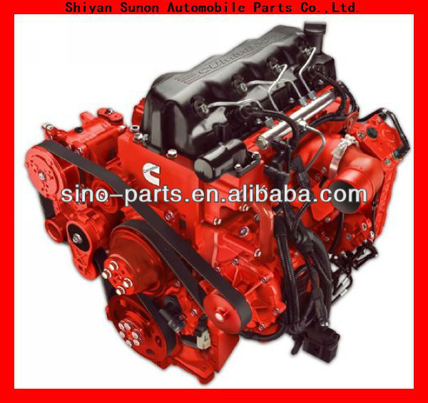 128KW 6bta5.9 cummins engine diesel model 6BTA5.9-C180