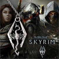 2015 Fashion Online game The Elder Scrolls Link chain Necklace