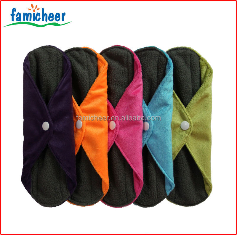 Famicheer Reusable Ladies Menstrual Pads