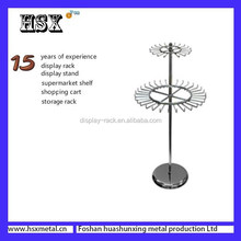 rotating metal hanging decorative lantern stand for retail shops HSX-Z-398