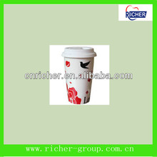 Disposable paper cups ,custom printed cold drink paper cups,coffee paper cups china supplier