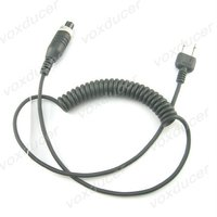 For Vertex radio handheld transceiver VX-510 VX-520UD earphone and microphone cable connector