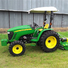 Small Farming machinery easy operation john deere farm tractor 4*4 price list