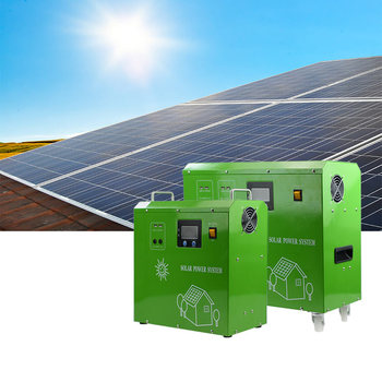 2018 mini solar power generator for solar energy system