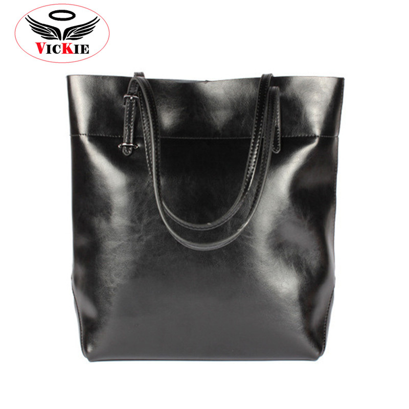 2015 Genuine Leather Women Shoulder Bags Famous Brand Cowhide Lady Messenger Bag Natural Leather Handbags Retro Simple Totes S20