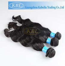 100% raw unprocessed human hair weave