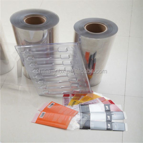lamination super clear pvc sheet for photo album