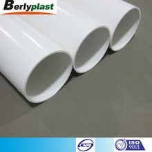 White large diameter Pvc Pipe Supports