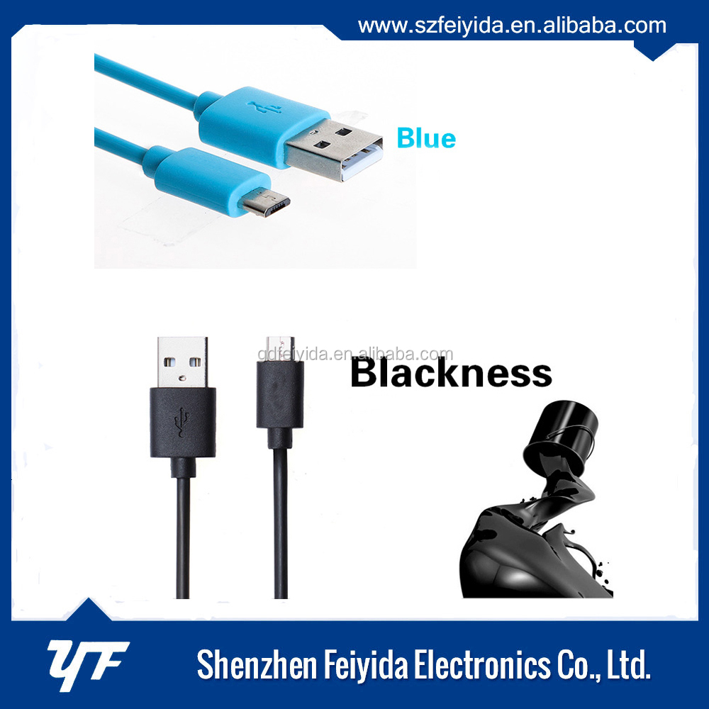 OEM factory new design 100% high quality usb otg cable for tv