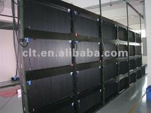 P16 Outdoor full color stage backdrop led mesh curtain/strip screen