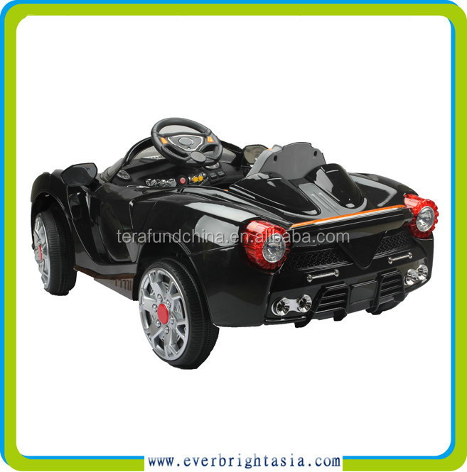battery oprated children's ride on car