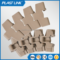 Plast Link 880 flex bevel slat top chain high quality cheap price