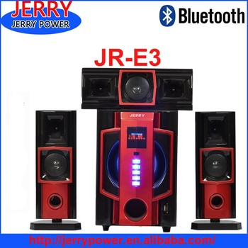 Music System 3.1 Ch Home Theater Karaoke System E3 With Unqiue Design Life